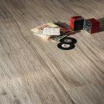 Pavimento gres porcellanato Gardenia Orchidea Grigio scuro 16×100 Foto 3