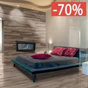 Pavimento gres porcellanato effetto legno Gardenia Orchidea Almond 20x120