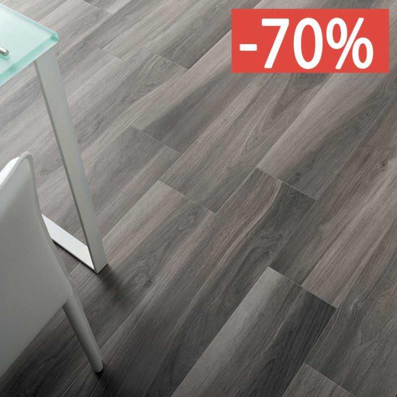 Pavimento gres porcellanato effetto legno Gardenia Orchidea Grey 20x120