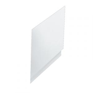 Pannello laterale vasca Calos 2.0 metacrilato 75 cm bianco lucido Foto 1