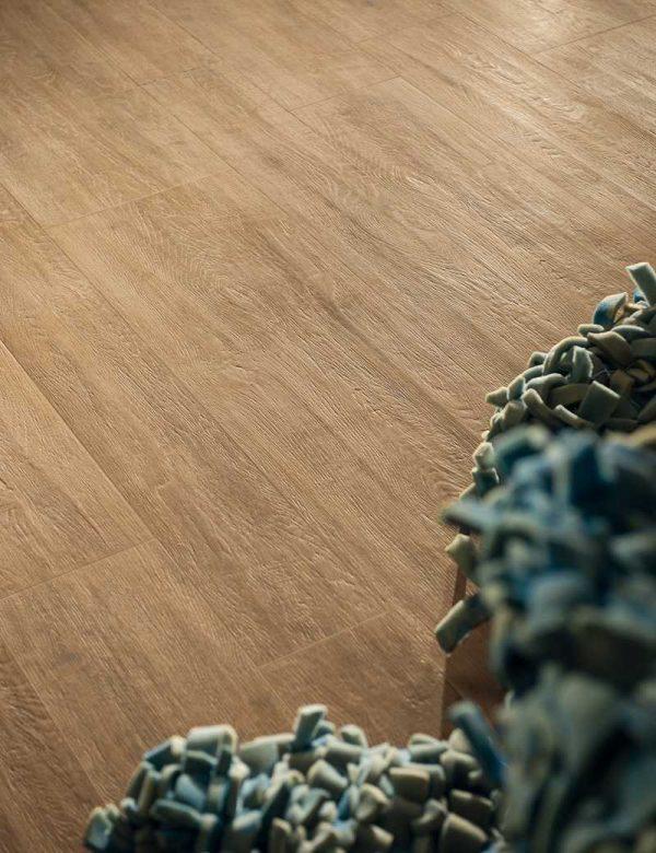 Pavimento gres porcellanato Gardenia Orchidea Beige scuro 20×120 Foto 3