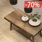 Pavimento gres porcellanato effetto legno Gardenia Orchidea Beige chiaro 20×120