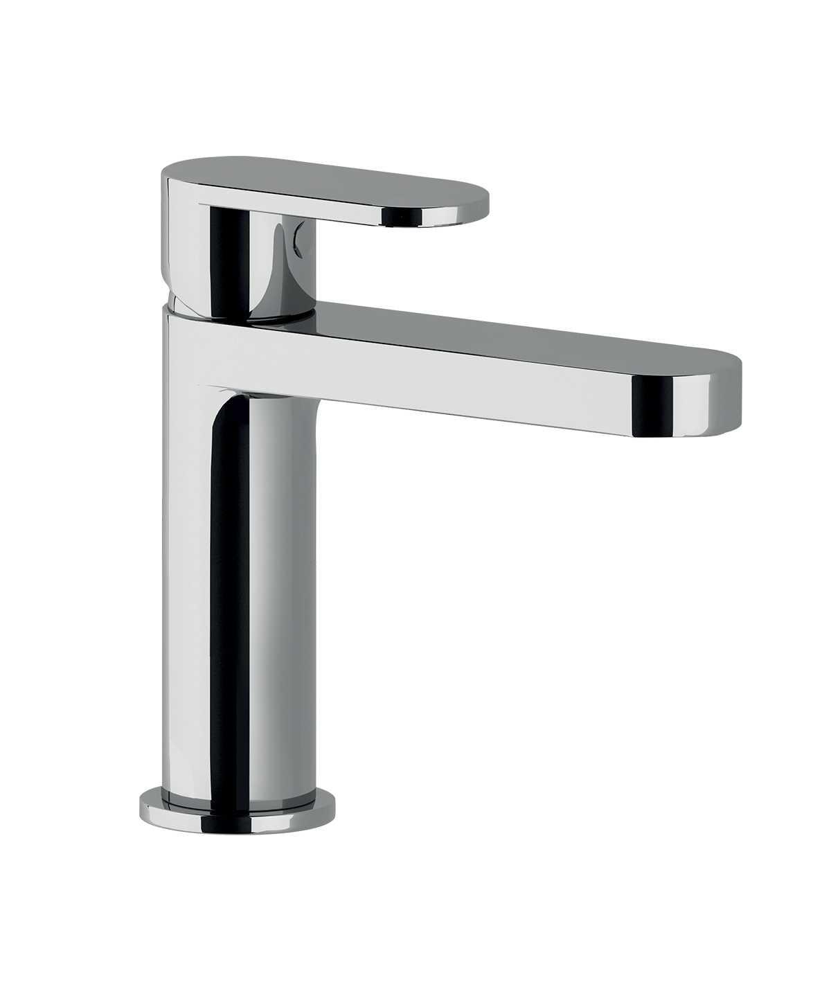 Rubinetto Miscelatore lavabo senza scarico Ponsi Versilia Cromato Foto 1