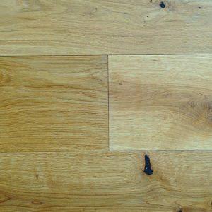 Parquet rovere SIENA finitura Naturale oliato plancia top 2 strati