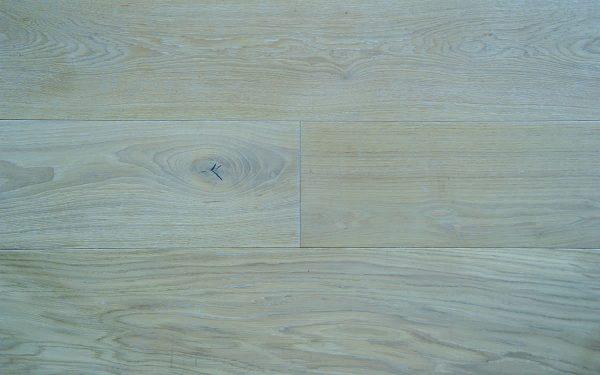 Parquet rovere europeo SIENA finitura Velo Bianco oliato plancia M 2 strati