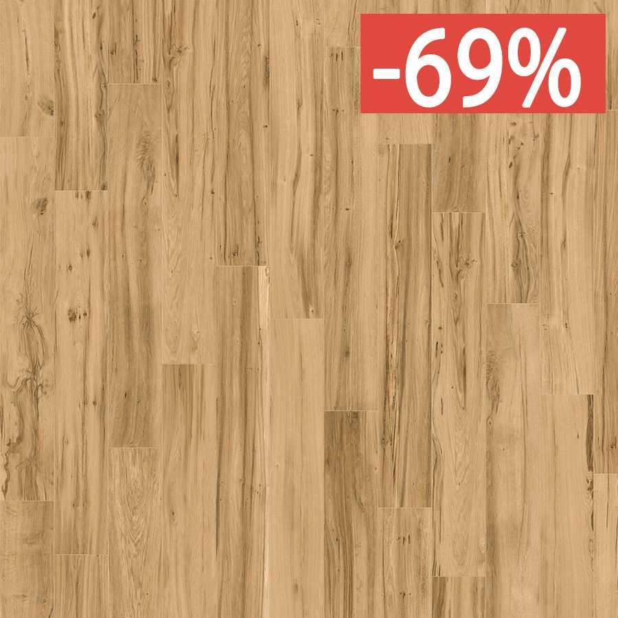 Pavimento gres porcellanato effetto legno Gardenia Orchidea Rovere chiaro 16x100 esterno