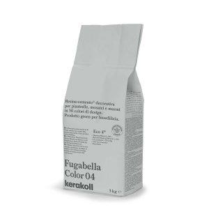 Kerakoll Fugabella Color 04 3kg stucco per fughe uso interno ed esterno