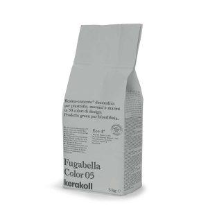 Kerakoll Fugabella Color 05 3kg stucco per fughe uso interno ed esterno