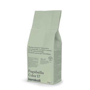 Kerakoll Fugabella Color 17 3kg stucco per fughe uso interno ed esterno