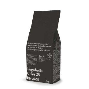 Kerakoll Fugabella Color 28 3kg stucco per fughe uso interno ed esterno