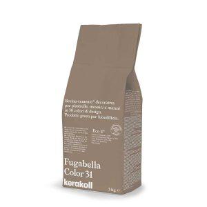 Kerakoll Fugabella Color 31 3kg stucco per fughe uso interno ed esterno