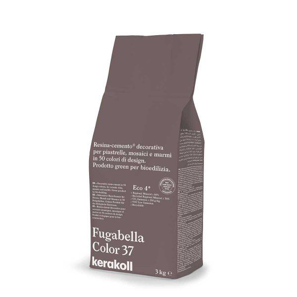 Kerakoll Fugabella Color 37 3kg stucco per fughe uso interno ed esterno