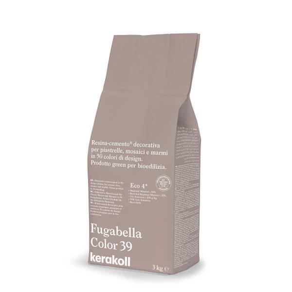 Kerakoll Fugabella Color 39 3kg stucco per fughe uso interno ed esterno