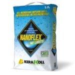 Kerakoll Nanoflex No Limits 20kg gel membrana impermeabilizzante