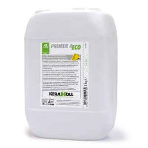 Kerakoll Primer A Eco 5 Kg Isolante all'acqua per base assorbente