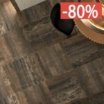 Pavimento gres porcellanato effetto marmo Gardenia Orchidea Brown Onix 80×80 Unique.