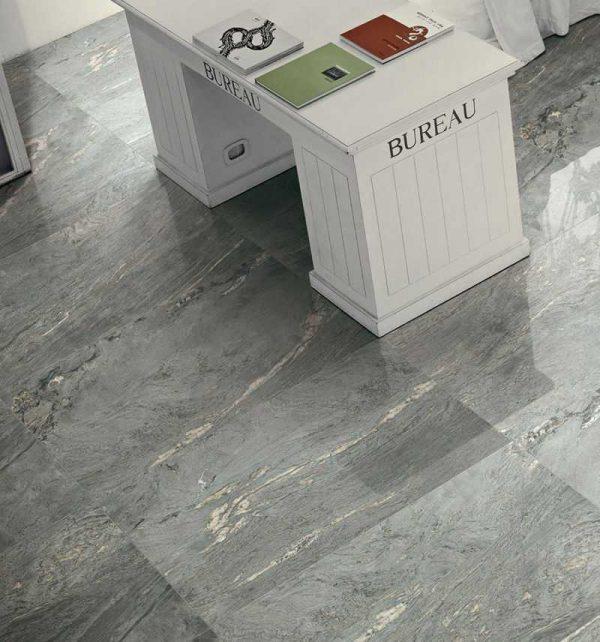 Pavimento Cerim Antique Majestic Marble 03 80×80 6mm Naturale 2
