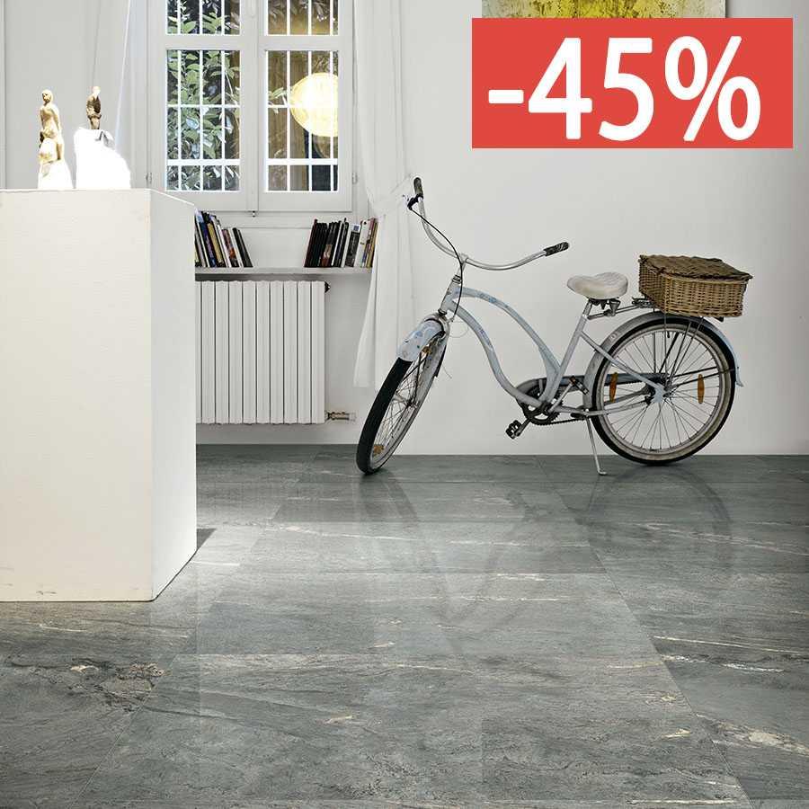 Pavimento Cerim Antique Majestic Marble 03 80x80 6mm Naturale