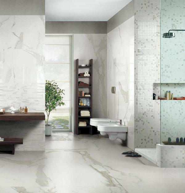 Pavimento Cerim Antique Pure Marble 02 80×80 6mm Naturale