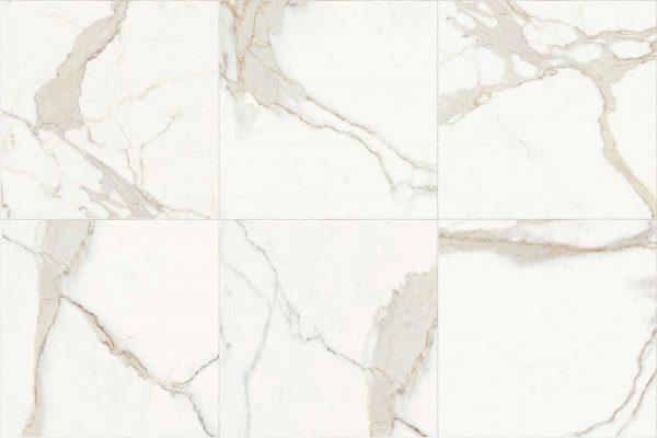 Pavimento Cerim Antique Pure Marble 02 80×80 6mm Naturale Foto 1