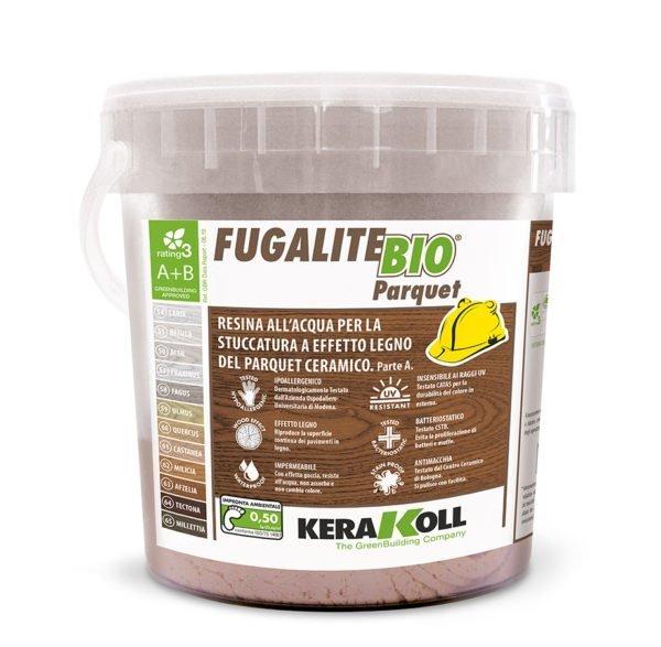 Kerakoll Fugalite Bio Parquet Fraxinus 57 3Kg stucco in pasta