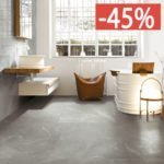 Pavimento Cerim Timeless of Cerim Amani Grey 80×80 6mm Naturale