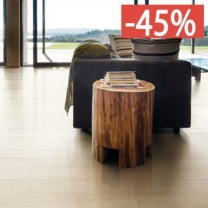 Pavimento Cerim Timeless of Cerim Travertino 80x80 6mm Naturale