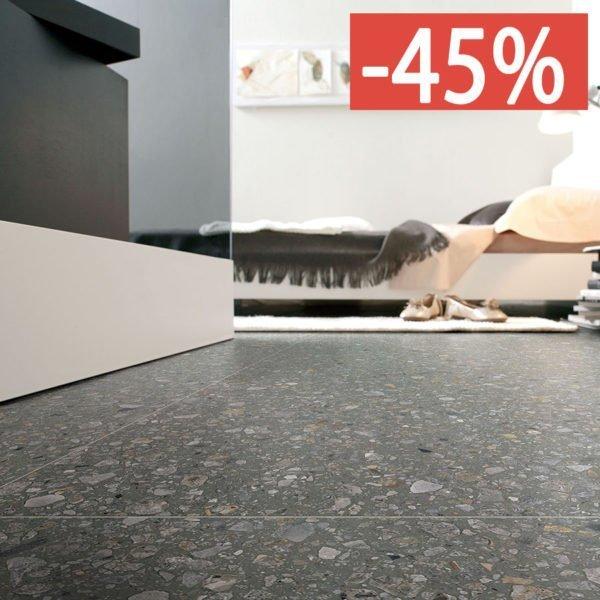 Pavimento gres porcellanato Le Veneziane di Cerim 80×80 6 mm San Polo Naturale 1