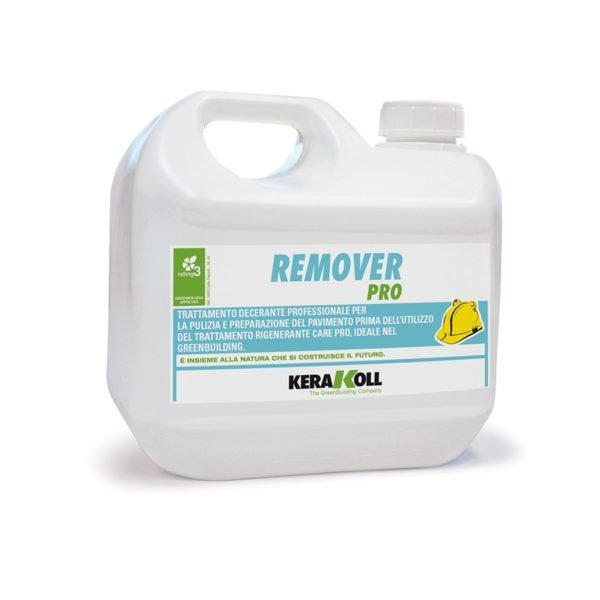 Kerakoll Remover Pro 2.5 Lt Detergente decerante concentrato eco-compatibile
