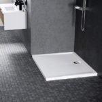 Piatto doccia Olympic Novellini bianco lucido 100x80
