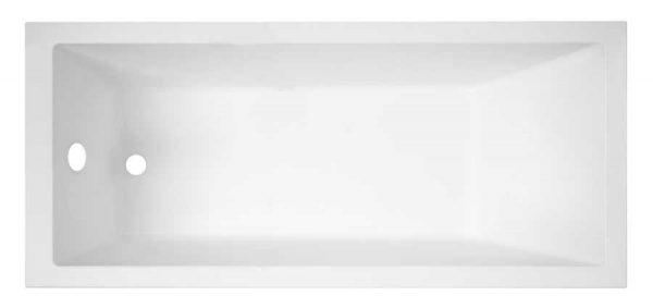 Vasca Calos 2.0 Novellini con telaio senza idromassaggio 160×70 Foto 2