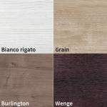 Pannelli in legno per vasca Calos 2.0