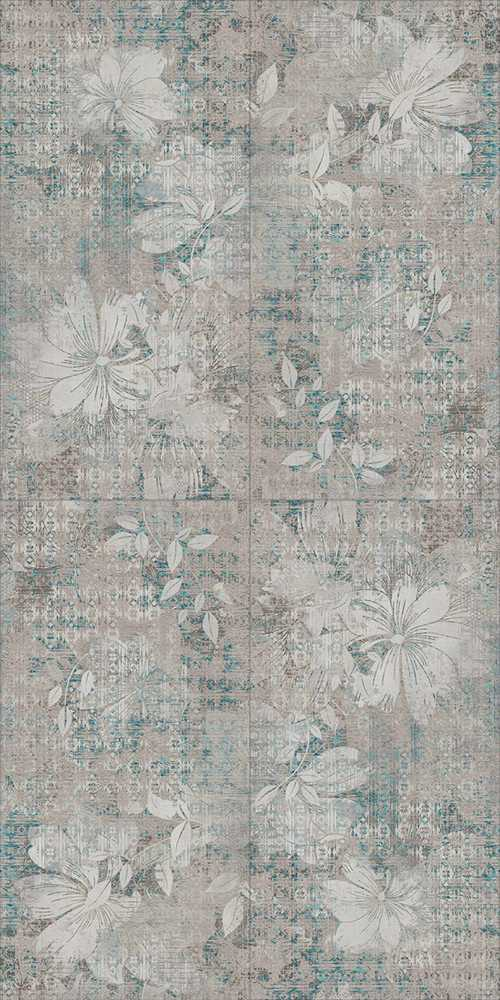 Dado Ceramica Wallpapers Foliage 60×120 posa