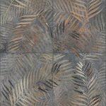 Dado-Ceramica-Wallpapers-Golden-Fern-60×120-posa