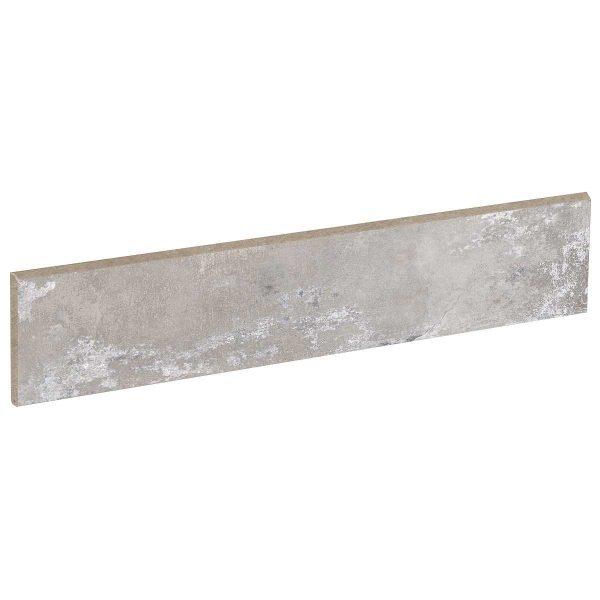 Battiscopa ABK Ghost 5,5×120 rett. Grey
