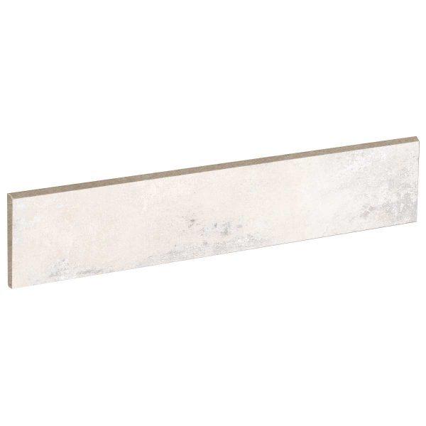 Battiscopa ABK Ghost 5,5×120 rett. Ivory
