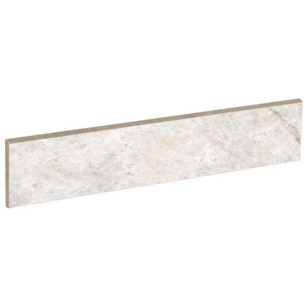 Battiscopa ABK Sensi Gems 5,5×120 Crystal