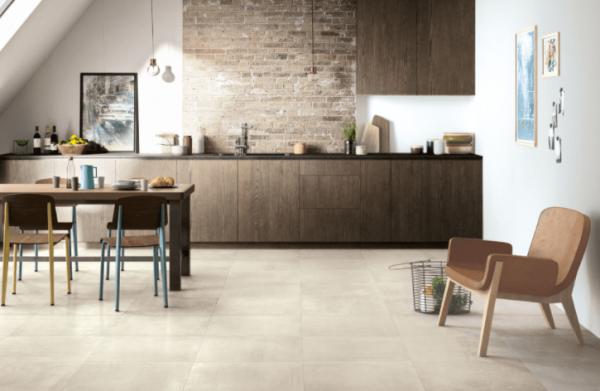 Blustyle Concrete Jungle Atelier25 honed interno
