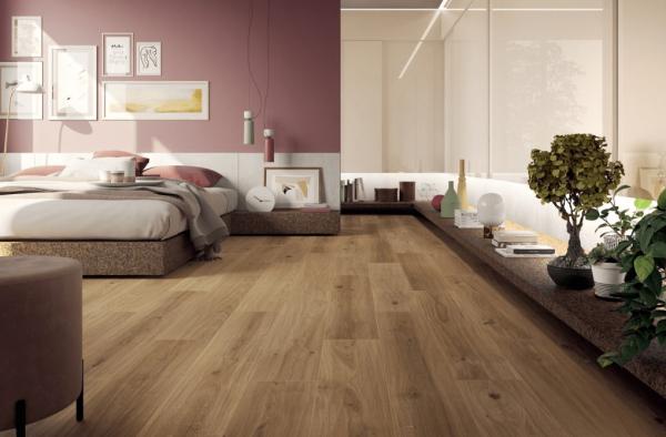 Blustyle Green wood 20×120 Oak interno_1