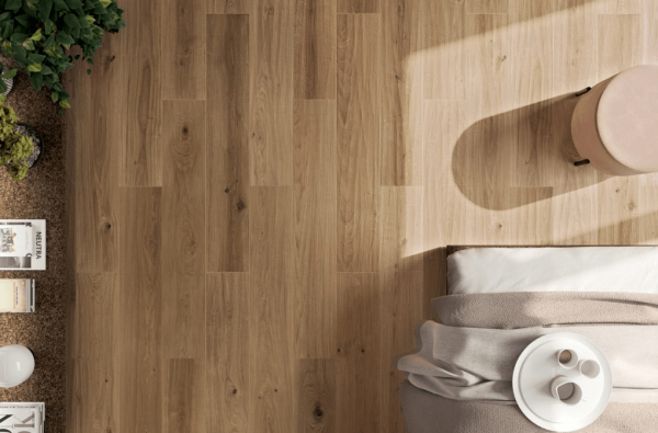Blustyle Green wood 20×120 Oak interno_2