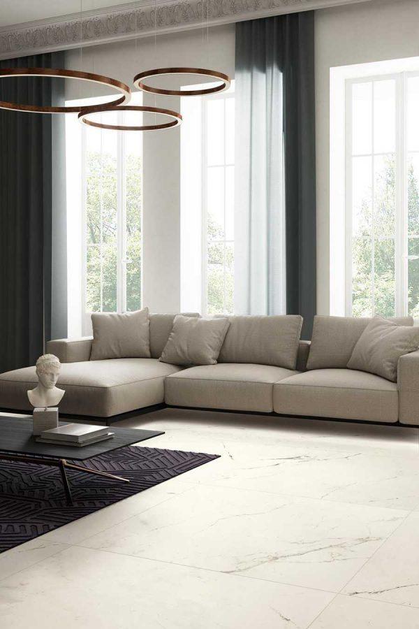 Cotto d'Este Kerlite Vanity Bianco Luce touch_2