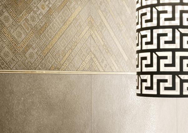Versace Ceramics #Greek 80×80 Beige interno_2