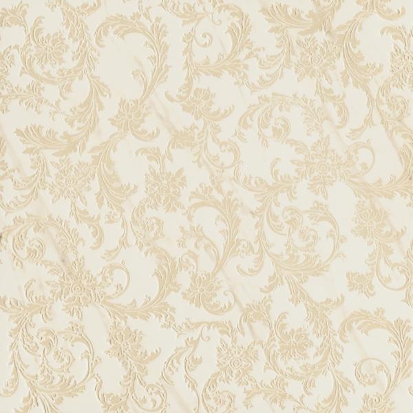 Versace ceramics 58,5×58,5 Modulo barocchino bianco