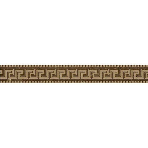 Versace ceramics Emote 10×78 Fascia sabbiata pulpis