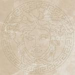 Versace ceramics Emote 39×39 Medusa glitter crema