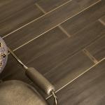 Versace ceramics Gold 25×75 pavimento 20×120 Legno moka interno