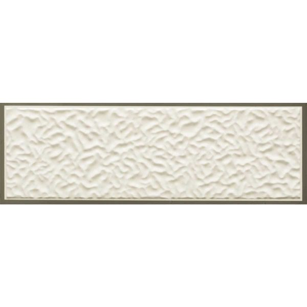 Versace ceramics Gold 25×75 rivestimento decoro acqua bianco-platino