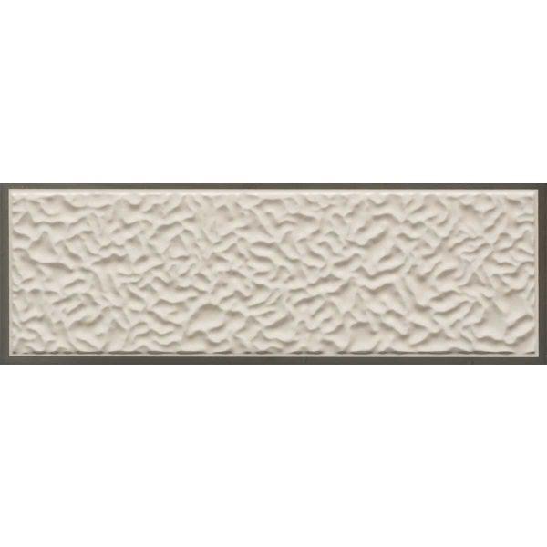 Versace ceramics Gold 25×75 rivestimento decoro acqua grigio-platino