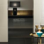 Versace ceramics Gold 25×75 rivestimento decoro riga oro interno_1
