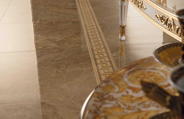 Versace ceramics Marble Marrone interno_2